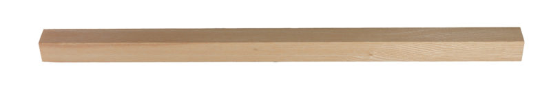 Warkworth Plain Square Stair Spindle Special Price £0.99