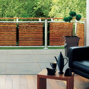 Outdoor Decking Balustrade – Fusion